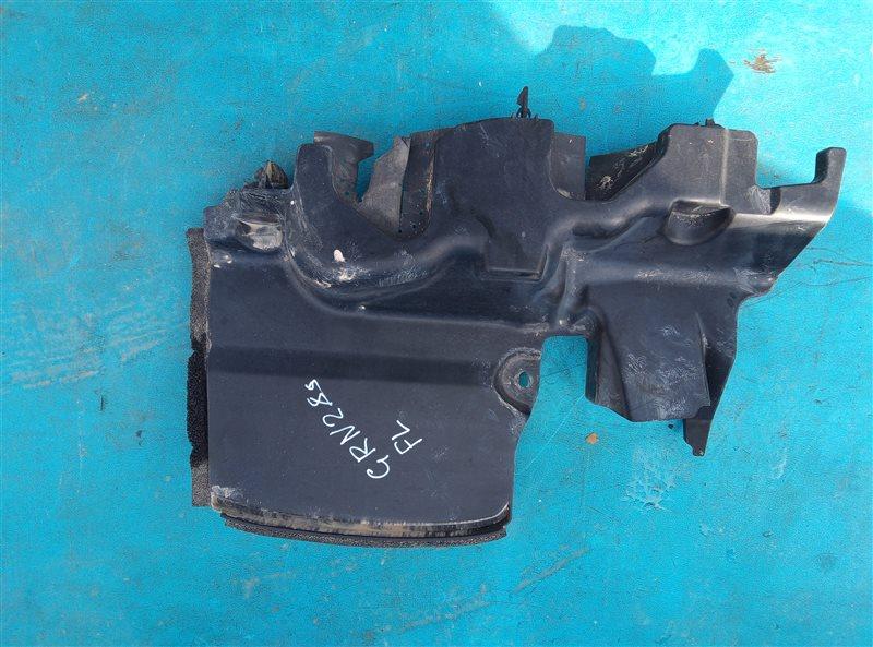 Защита радиатора Toyota 4Runner GRN285 1GR-FE 08.2012 левая (б/у)