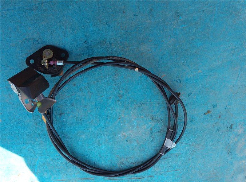 Тросик топливного бака Toyota Hilux LN167 5L 5489206 06.2004 (б/у)