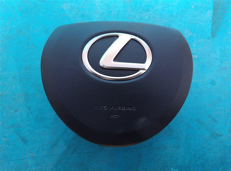Airbag водительский Lexus Nx200T AGZ10 8AR-FTS W043878 03.2015 (б/у)