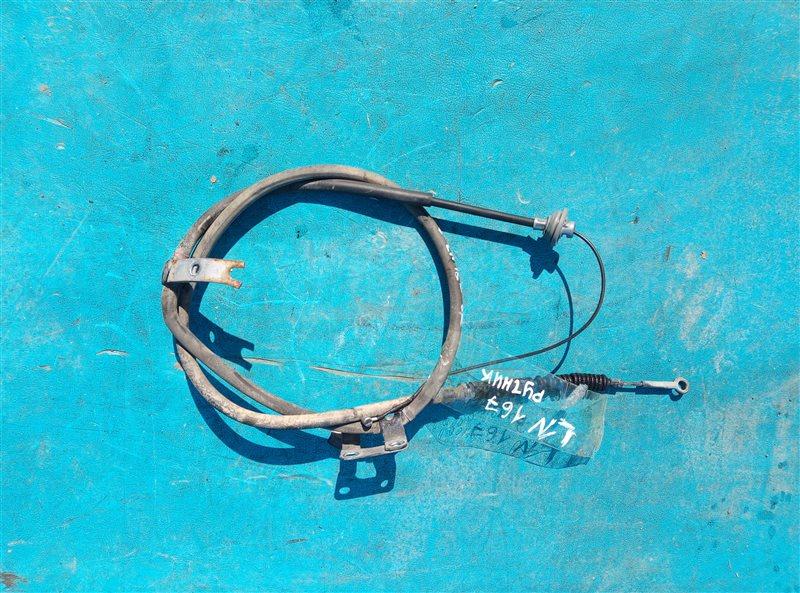 Тросик ручника Toyota Hilux LN167 5L 5489206 06.2004 (б/у)
