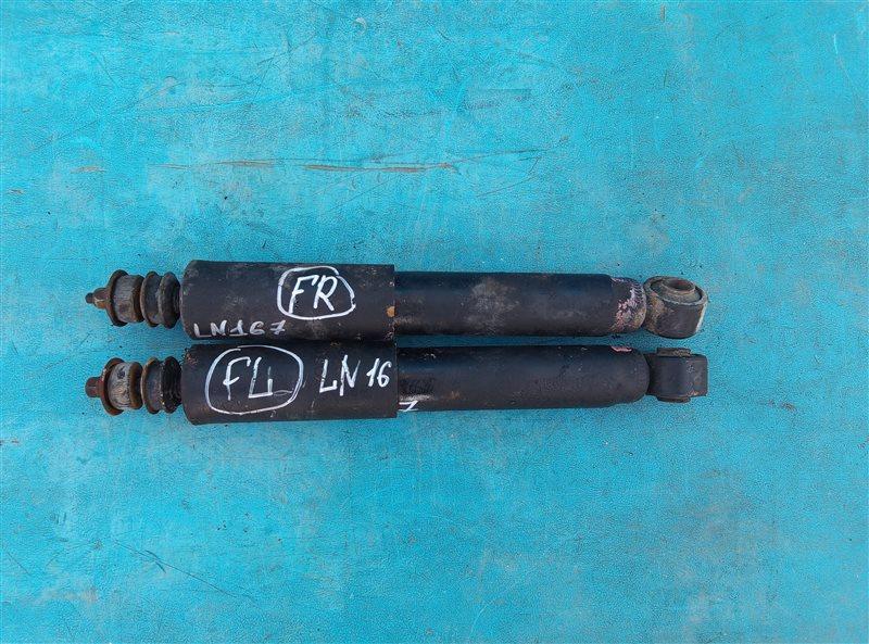 Амортизатор Toyota Hilux LN167 5L 5489206 06.2004 передний (б/у)