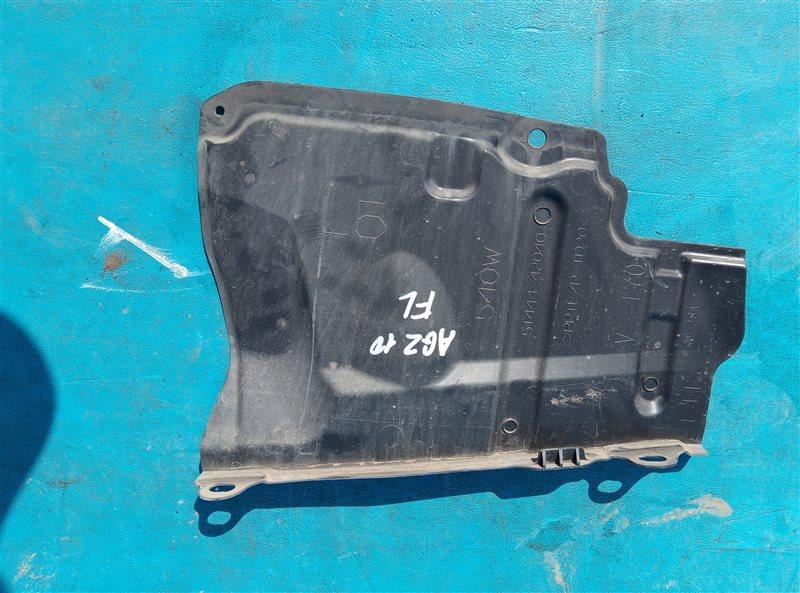 Защита двигателя Lexus Nx200T AGZ10 8AR-FTS W043878 03.2015 левая (б/у)