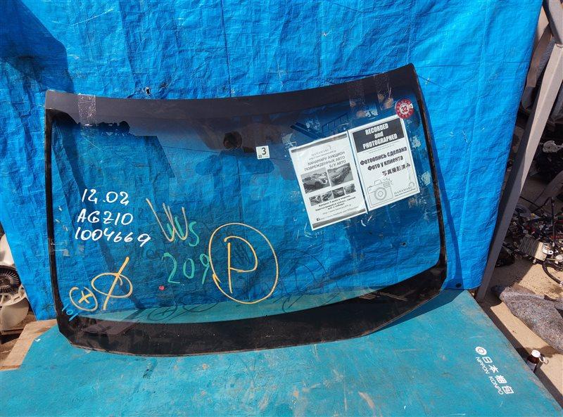 Лобовое стекло Lexus Nx200T AGZ10 8AR-FTS W043878 03.2015 (б/у)