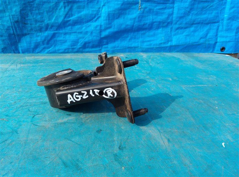 Подушка двигателя Lexus Nx200T AGZ10 8AR-FTS W043878 03.2015 задняя (б/у)