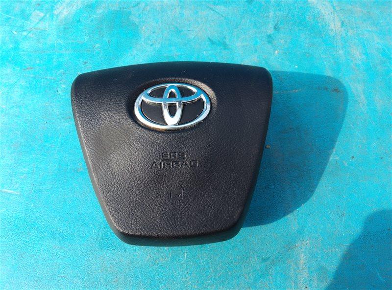 Airbag водительский Toyota Sai AZK10 2AZ-FXE 4A37558 03.2016 (б/у)