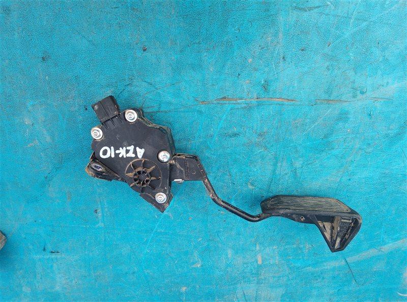 Педаль газа Toyota Sai AZK10 2AZ-FXE 4A37558 03.2016 (б/у)