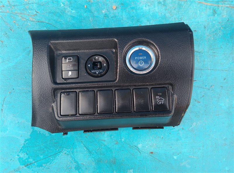 Кнопка старта Toyota Sai AZK10 2AZ-FXE 4A37558 03.2016 (б/у)