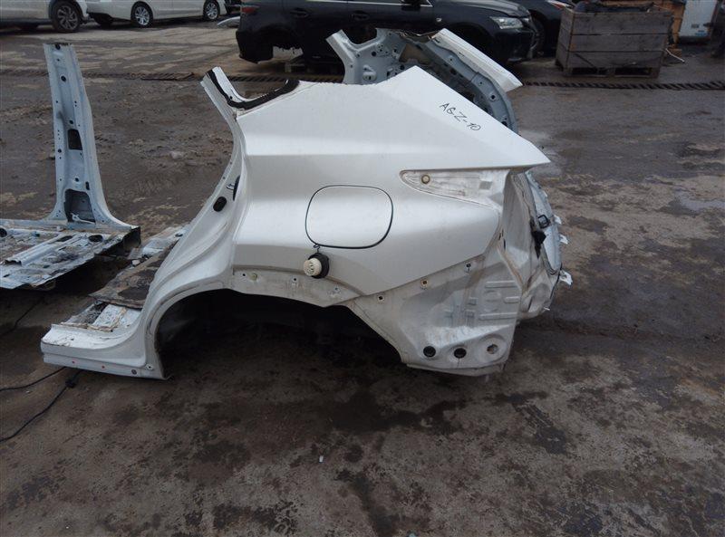 Крыло Lexus Nx200T AGZ10 8AR-FTS W043878 03.2015 заднее левое (б/у)