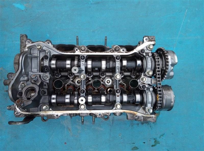 Головка блока цилиндров Lexus Rx450H GYL25W 2GR-FXS правая (б/у)