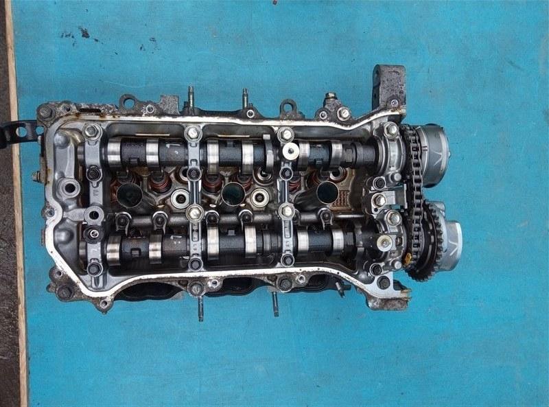 Головка блока цилиндров Lexus Rx450H GYL25W 2GR-FXS левая (б/у)