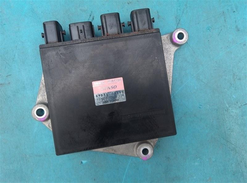 Блок управления форсунками Lexus Rx450H GYL25 2GR-FXS (б/у)