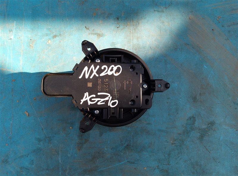 Мотор печки Lexus Nx200T AGZ10 8AR-FTS W043878 03.2015 (б/у)