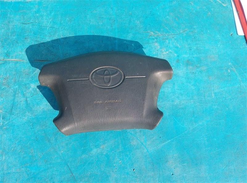 Airbag водительский Toyota Mark 2 Qualis SXV20 5S-FE (б/у)