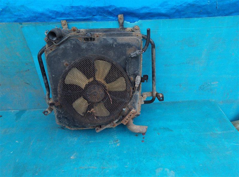 Радиатор кондиционера Toyota Hiace KZH106 1KZ-TE (б/у)