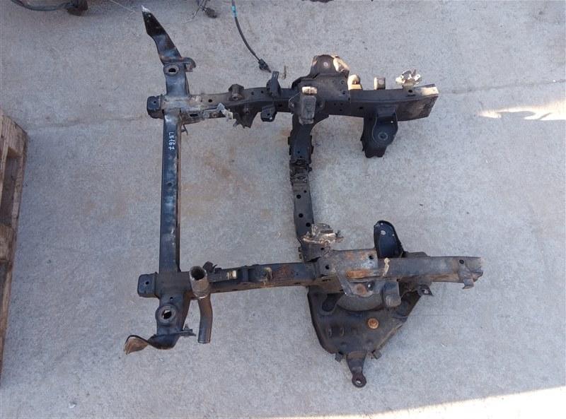 Рама Toyota Hilux LN167 5L 5489206 06.2004 передняя (б/у)