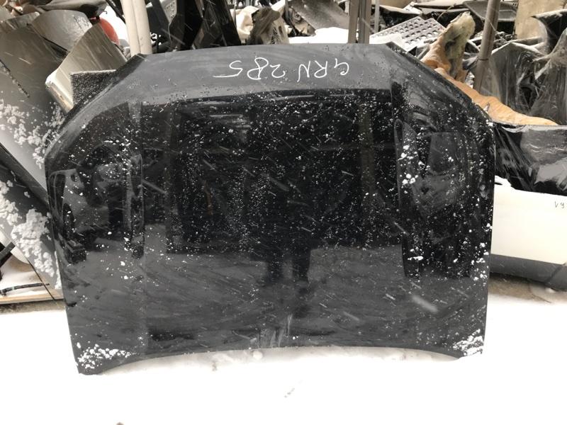 Капот Toyota 4Runner GRN285 1GR-FE 08.2012 (б/у)