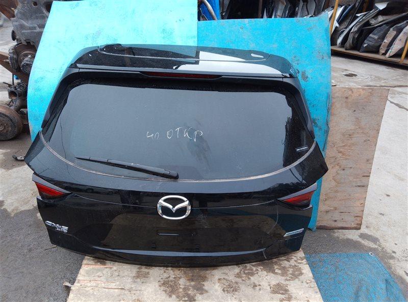 Дверь 5-я Mazda Cx-5 KF2P SH-VPTS 06.2019 (б/у)