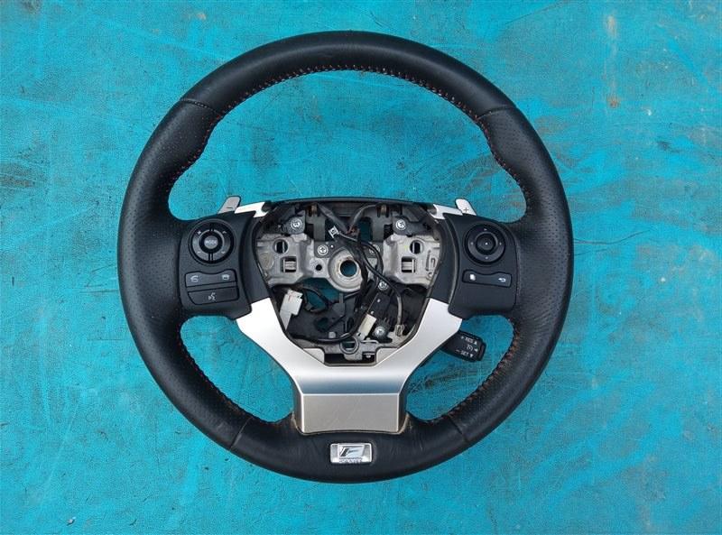 Руль Lexus Ct200H ZWA10 2ZRFXE 04.2014 (б/у)