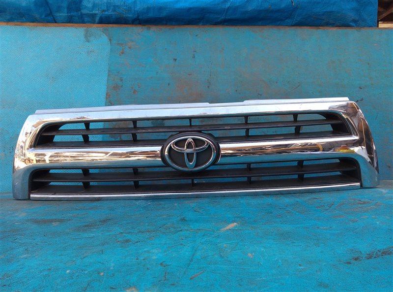 Решетка радиатора Toyota Hilux Surf KZN185 1KZ-TE 09.1999 (б/у)