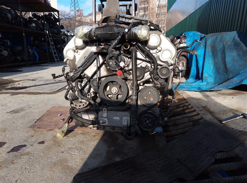 Двигатель Porsche Cayenne 957 M48.51 11.09.2008 (б/у)