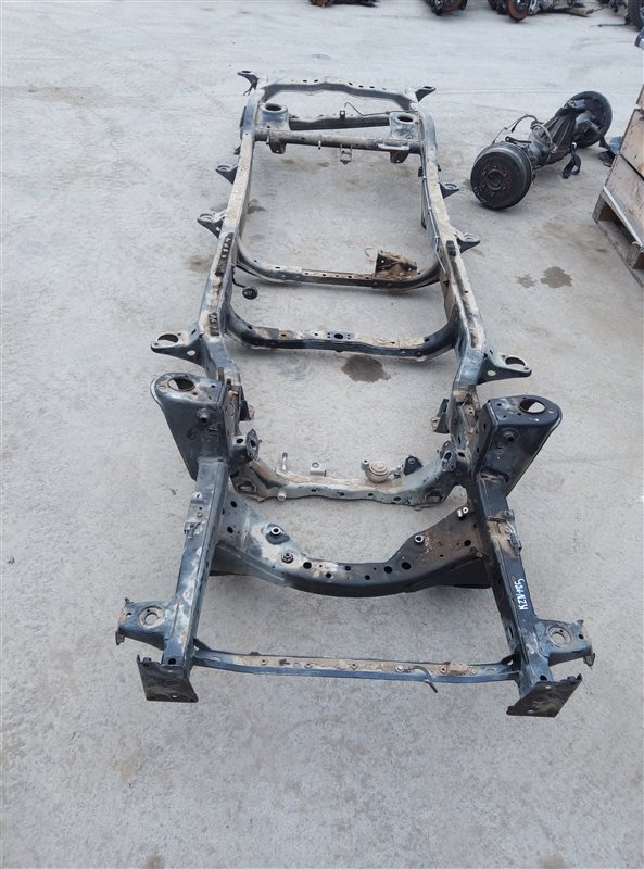 Рама Toyota Hilux Surf KZN185 1KZ-TE 09.1999 (б/у)