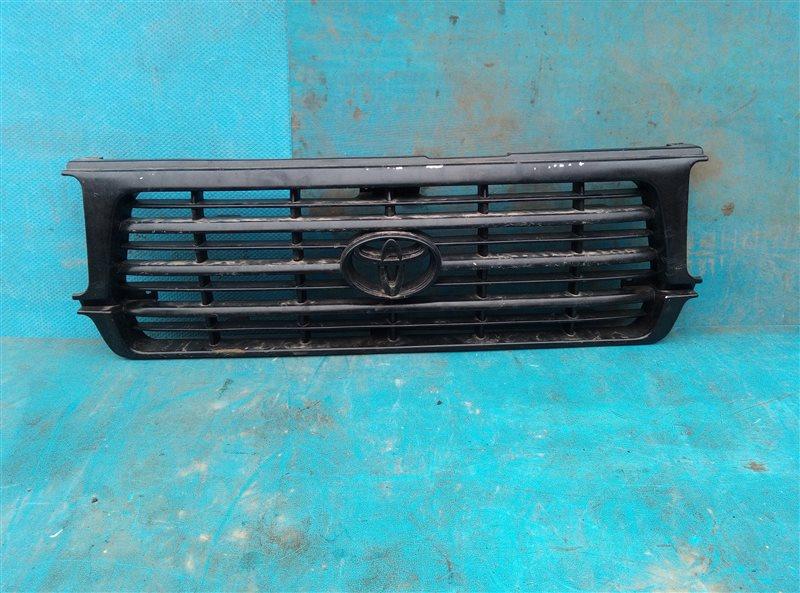 Решетка радиатора Toyota Land Cruiser HZJ81 1HZ 03.1995 (б/у)