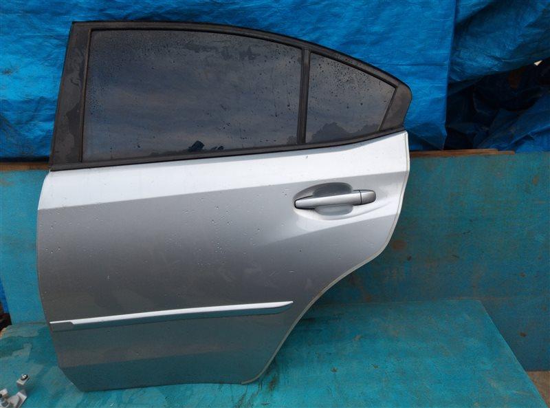 Дверь Subaru Impreza Wrx VAG FA20 03.2017 задняя левая (б/у)