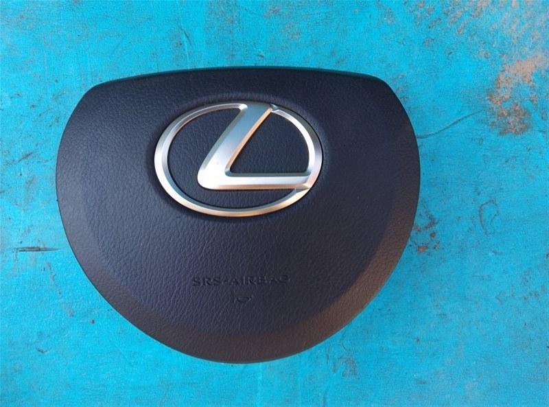 Airbag водительский Lexus Is300H AVE30 2AR-FSE 03.2014 (б/у)