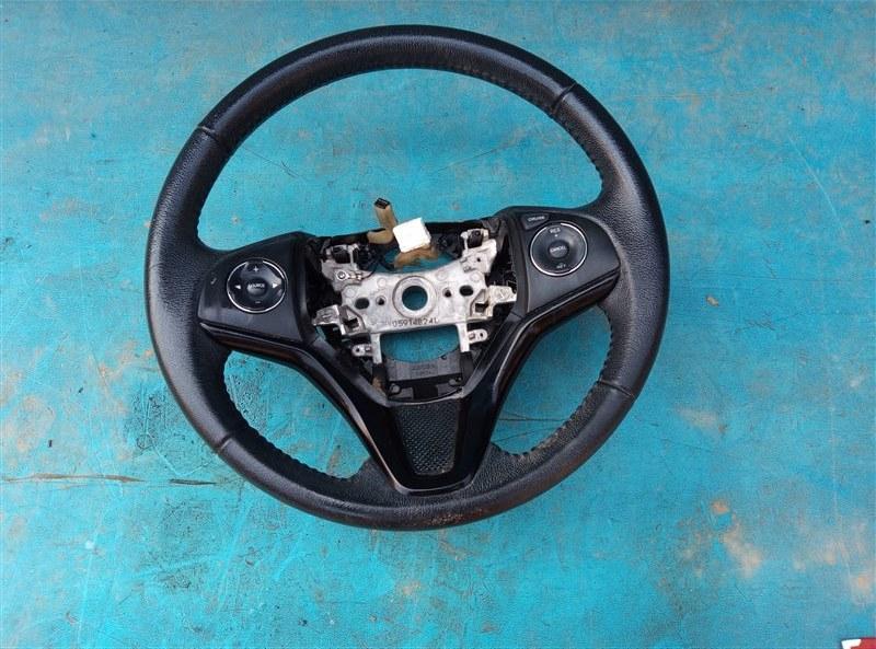Руль Honda Vezel RU1 L15B 2014 (б/у)