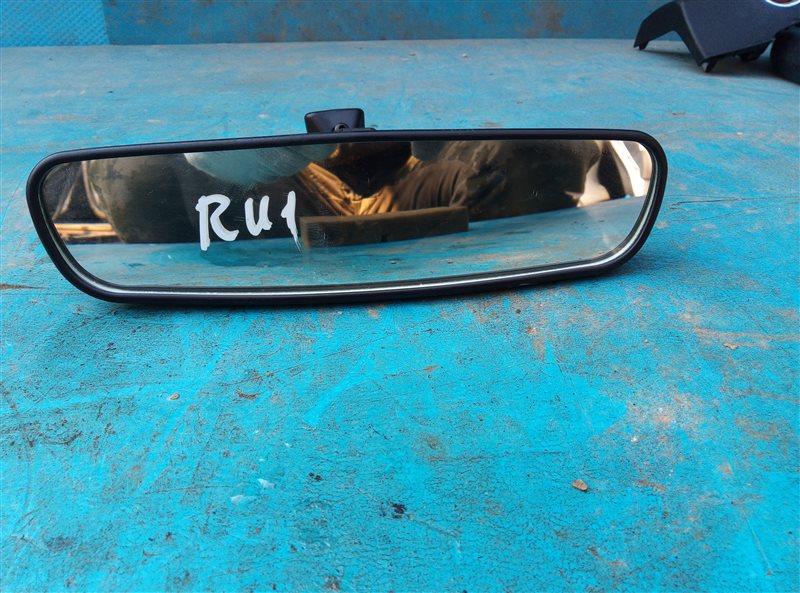 Зеркало заднего вида Honda Vezel RU1 L15B 2014 (б/у)
