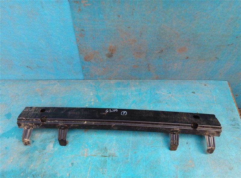 Жесткость бампера Toyota Fj Cruiser GSJ15 1GR-FE 07.2011 передний (б/у)