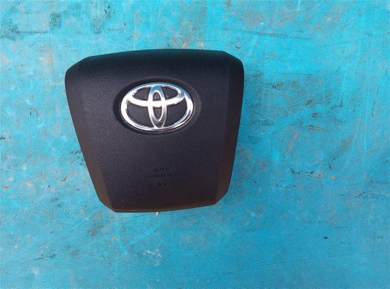 Airbag водительский Toyota Prius ZVW51 2ZR-FXE 06.2019 (б/у)