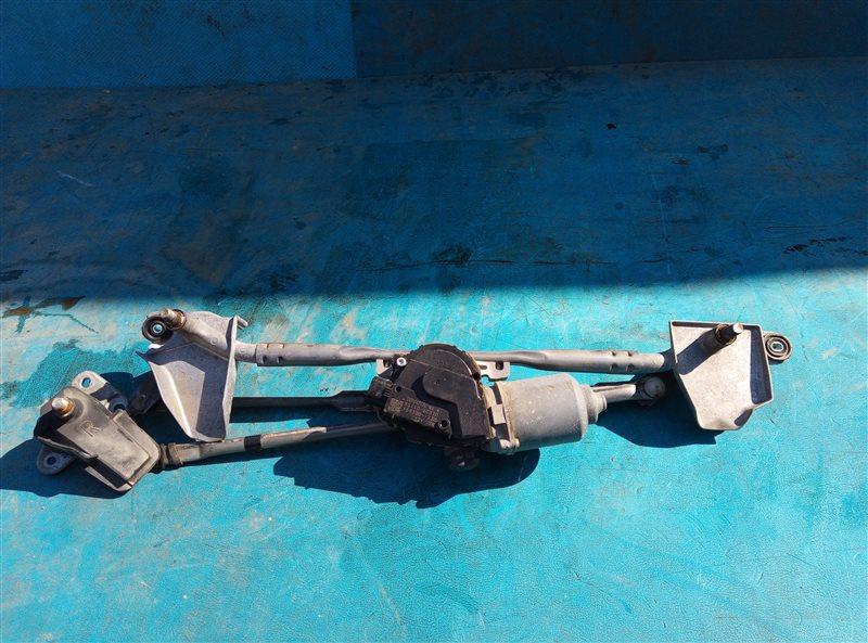 Мотор дворников Toyota Fj Cruiser GSJ15 1GR-FE 07.2011 передний (б/у)