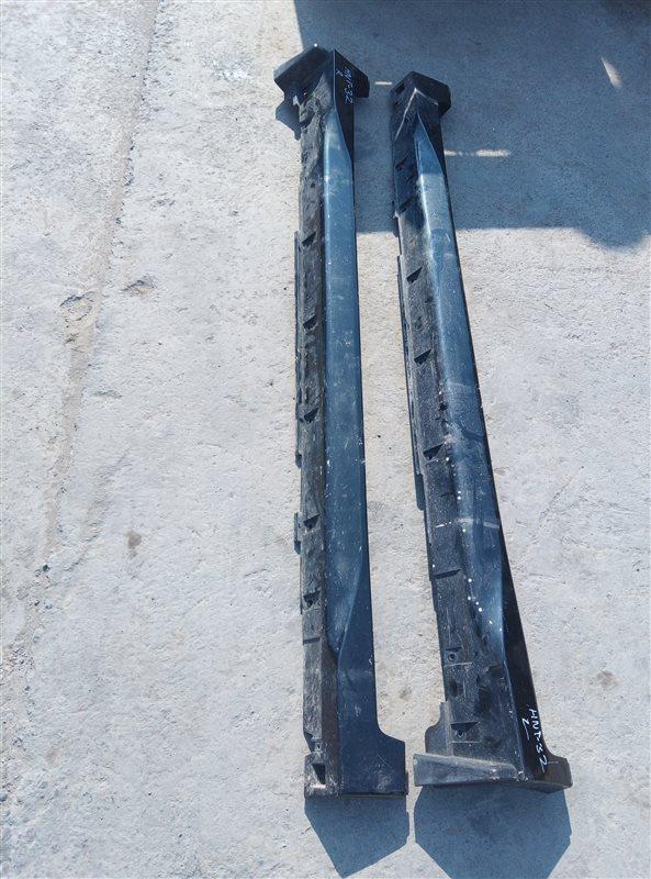 Порог Nissan X-Trail HNT32 MR20DD 03.2017 (б/у)