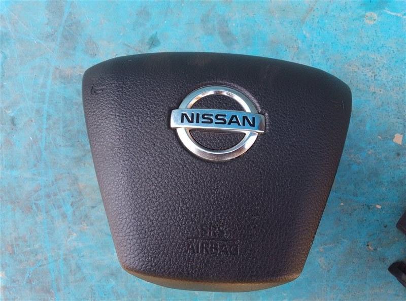 Airbag водительский Nissan Elgrand TE52 QR25DE 05.2019 (б/у)