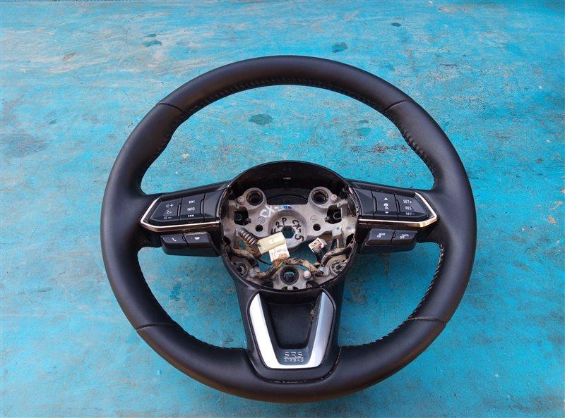 Руль Mazda Cx-5 KF2P SHVPTS 06.2019 (б/у)
