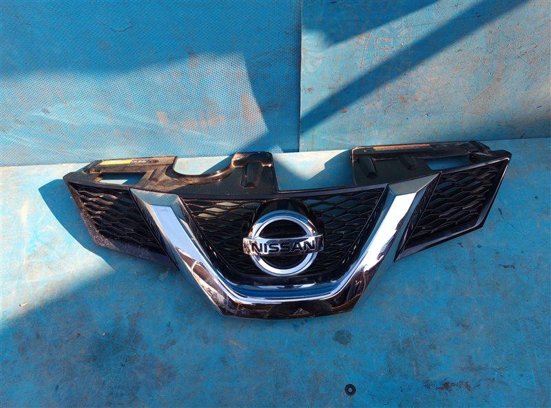 Решетка радиатора Nissan X-Trail HNT32 MR20DD 03.2015 (б/у)