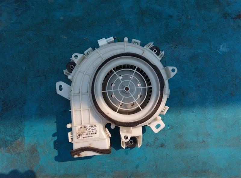Мотор охлаждения батареи Nissan X-Trail HNT32 MR20DD 03.2015 (б/у)