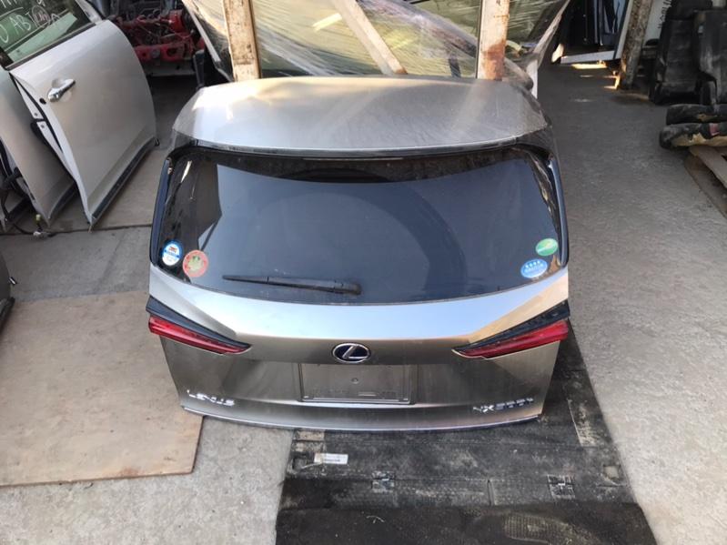 Дверь 5-я Lexus Nx300H AYZ10 2AR-FXE 11.2017 (б/у)