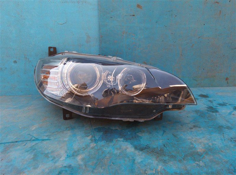 Фара Bmw X6M E71 S63B44A 09.2011 передняя правая (б/у)