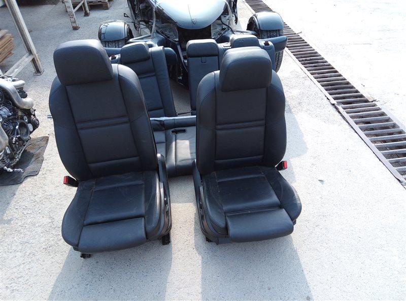 Сиденье Bmw X6M E71 S63B44A 09.2011 (б/у)