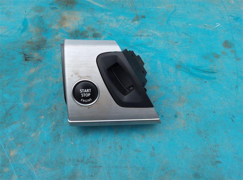 Кнопка старта Bmw X6M E71 S63B44A 09.2011 (б/у)