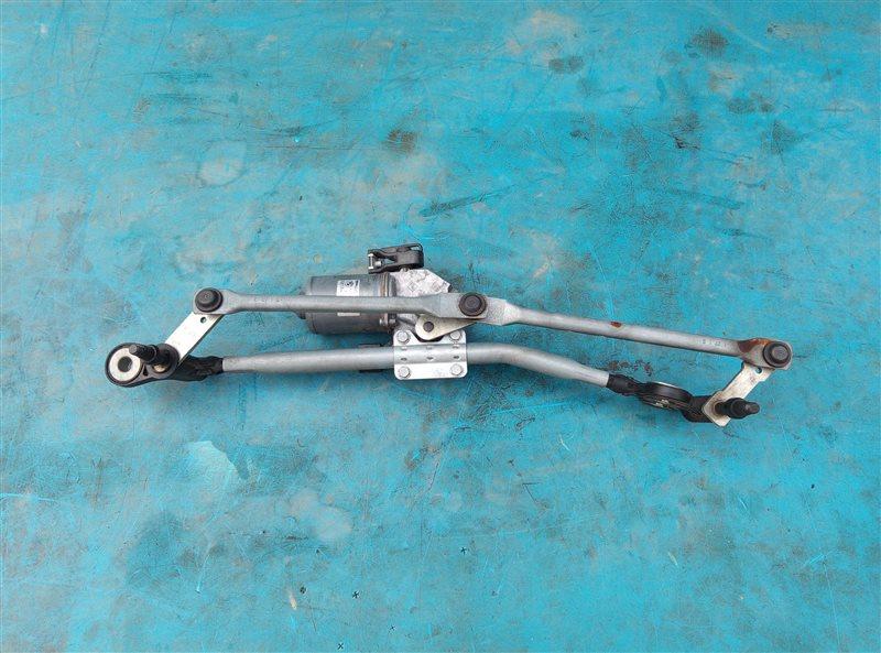 Мотор дворников Bmw X6M E71 S63B44A 09.2011 (б/у)