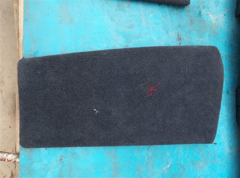 Накладка на центральную консоль Bmw X6M E71 S63B44A 09.2011 левая (б/у)