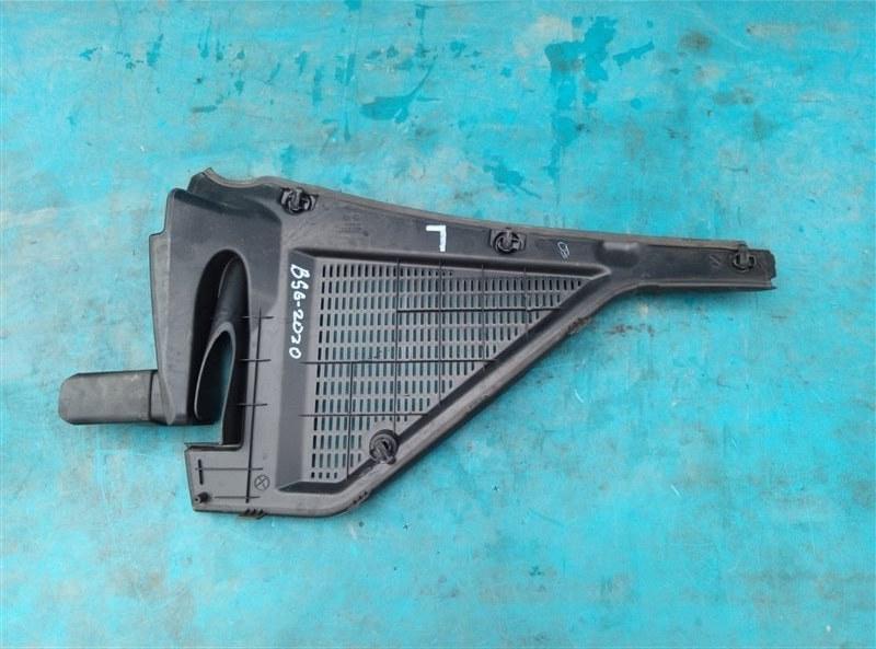 Защита под капот Bmw X6M E71 S63B44A 09.2011 левая (б/у)