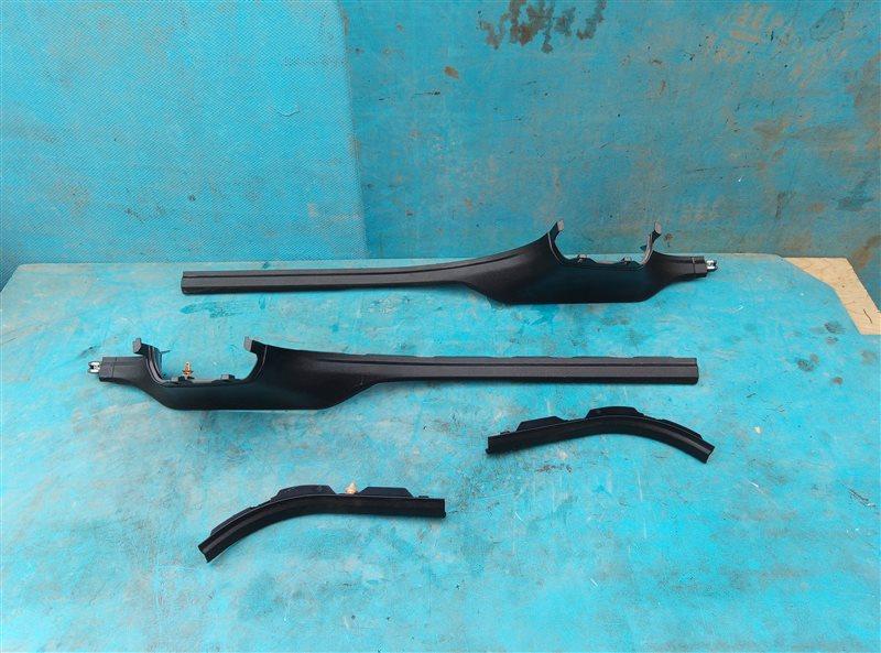 Порожек пластиковый Bmw X6M E71 S63B44A 09.2011 (б/у)