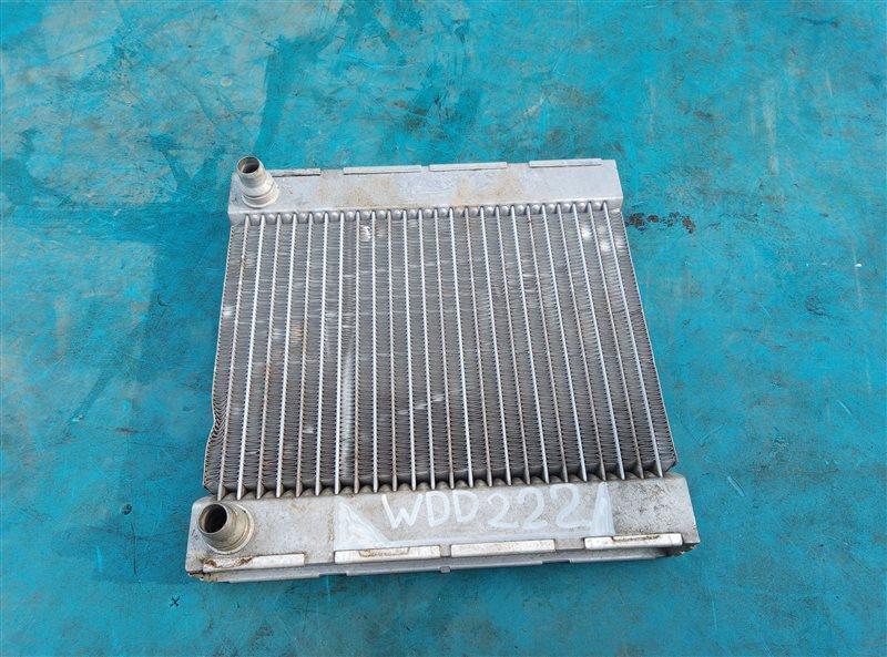 Радиатор масляный Mercedes S 500 Long W222 278.929 11.2013 (б/у)