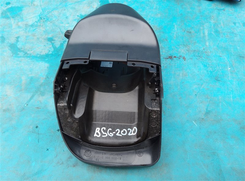 Кожух рулевой колонки Bmw X6M E71 S63B44A 09.2011 (б/у)