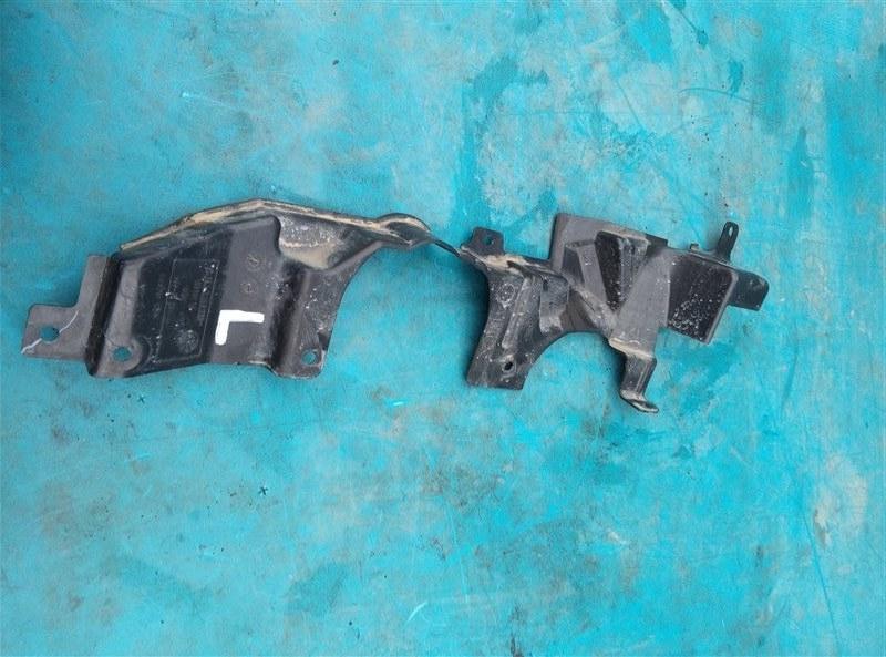 Кожух рулевого механизма Bmw X6M E71 S63B44A 09.2011 левый (б/у)