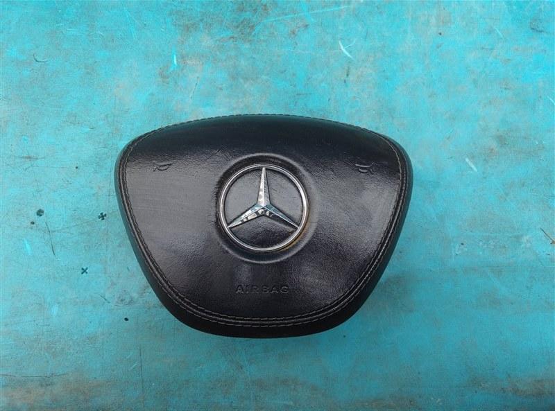 Airbag водительский Mercedes S 500 Long W222 278.929 11.2013 (б/у)
